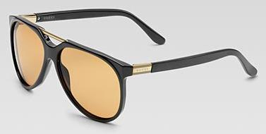 47b5701359 Si buscas algo menos ostentoso, quizás más deportivo, pero con clase,  entonces seguro que te gustan estas gafas Gucci 1627 que podemos encontrar  en ...