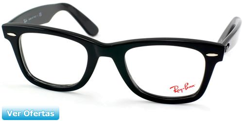 lentes ray ban wayfarer hombre