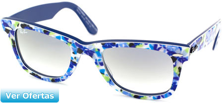monturas de gafas para mujer ray ban