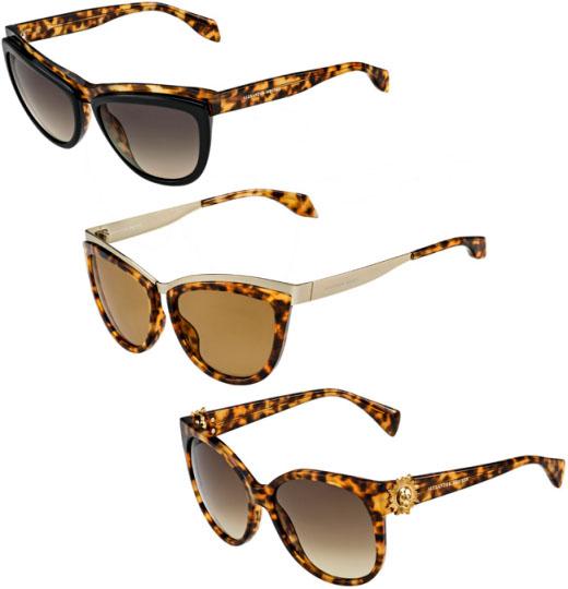 gafas de sol alexander mcqueen 2014