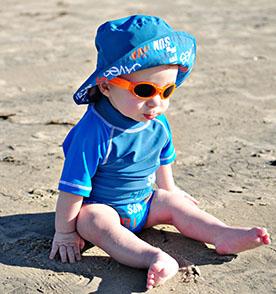 gafas sol bebe