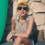 Las gafas de sol de Taylor Swift