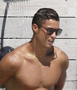 ff3d32411b Las gafas de sol de Cristiano Ronaldo - Todo Opticas