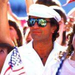 Gafas de sol de Robert de Niro